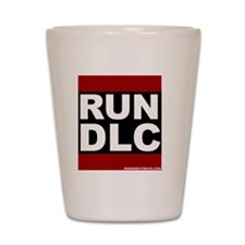 run_dlc_large_MHW_white Shot Glass