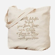 The Earth Delights Tote Bag