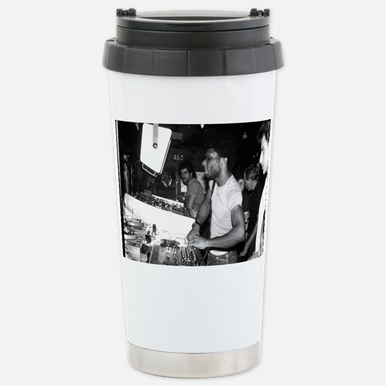 larry booth 2 Stainless Steel Travel Mug