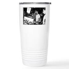 larry booth 2 Travel Mug