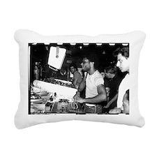 larry booth 2 Rectangular Canvas Pillow