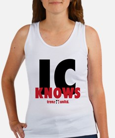 IC KNOWS RB Women's Tank Top