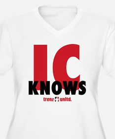 IC KNOWS RB 2 T-Shirt