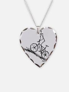Mountain biker copy Necklace