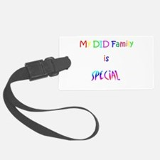 DID Special Luggage Tag