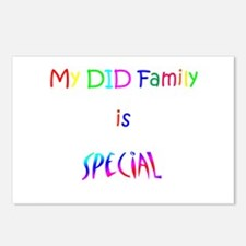 DID Special Postcards (Package of 8)
