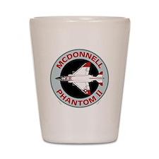McDonnell_PhantomII_Blk Shot Glass