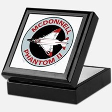 McDonnell_PhantomII_Blk Keepsake Box