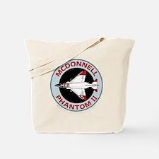 McDonnell_PhantomII_Blk Tote Bag