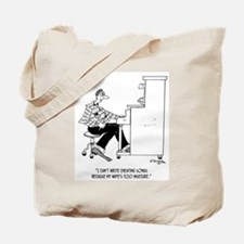 Can't Write Cheating Songs Tote Bag