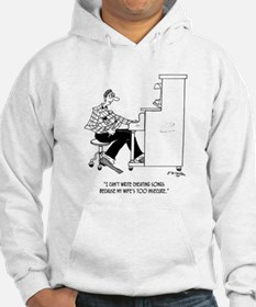 Can't Write Cheating Songs Hoodie