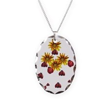 ladybug party friends Necklace