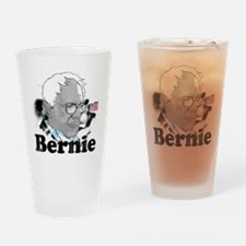 Bernie Drinking Glass