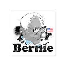 """Bernie Square Sticker 3"""" x 3"""""""