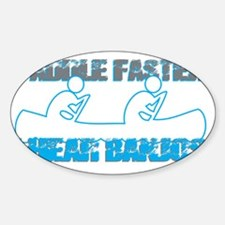 paddle Decal
