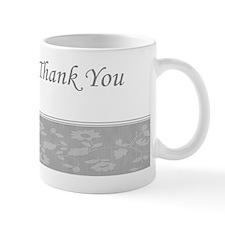 Thank you silver Gcard Mug