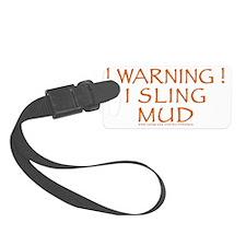 mudslinger-1800 Luggage Tag
