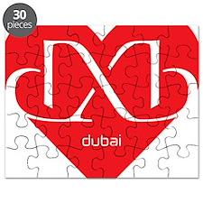 Heart Dubai Puzzle