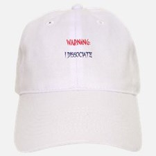 DID warning Baseball Baseball Cap