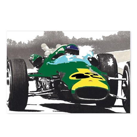 JimClarkArtTee Postcards (Package of 8)