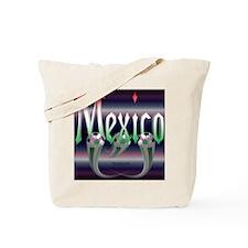 MexicoTriMpad Tote Bag