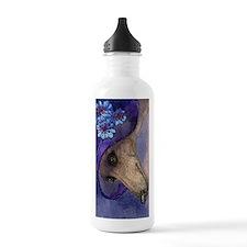 journal whippet of mys Water Bottle