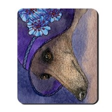journal whippet of mystery Mousepad