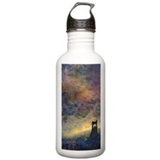 New day dawning Water Bottle
