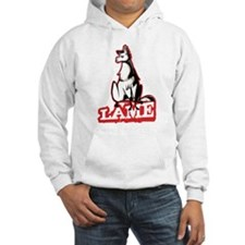 Llama disapproves Hoodie