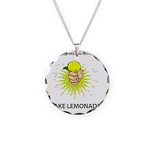make_lemonade Necklace