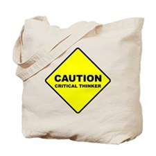 2-caution Tote Bag