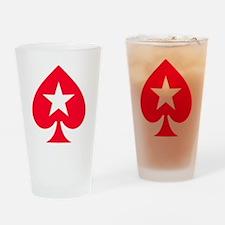 PokerStars Star Drinking Glass