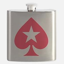 PokerStars Star Flask