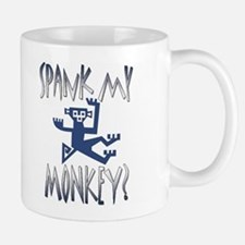 Spank My Monkey Small Small Mug
