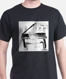 A Virtuoso on the Middle Pedal T-Shirt