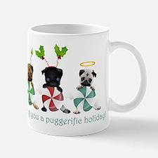 Have A Puggerific Holiday Mug
