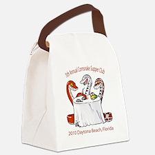 RedLetterDaytona2010 Canvas Lunch Bag