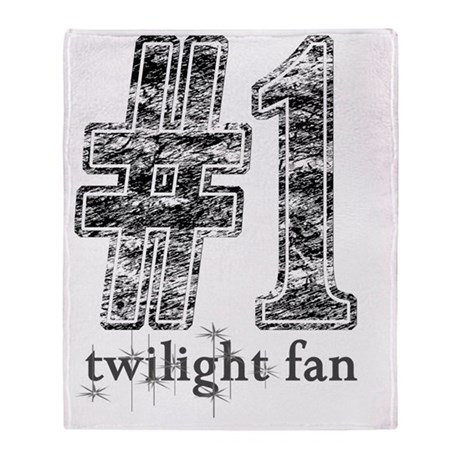 twilight number 1 Throw Blanket