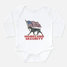 DOBERMAN HOMELAND SECURITY Body Suit