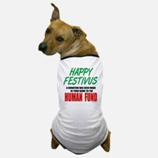 donation_made_to_HF Dog T-Shirt