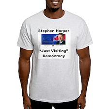 Copy of just visiting small T-Shirt