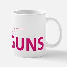 Ask Guns Pistol Rev 10x10 Mug