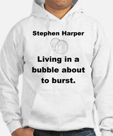 Copy of living in a buble small Hoodie