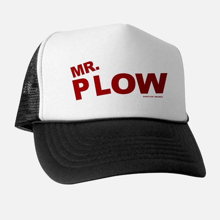 Mr Plow Trucker Hat