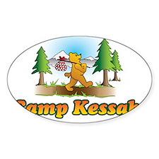 Camp Kessab Logo Decal