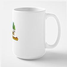Camp Kessab Logo Large Mug