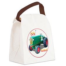 Oliver88Std-C8trans Canvas Lunch Bag