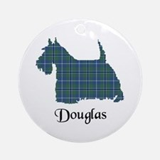 Terrier - Douglas Ornament (Round)