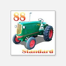 "Oliver88Std-10 Square Sticker 3"" x 3"""