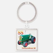 Oliver88Std-10 Square Keychain